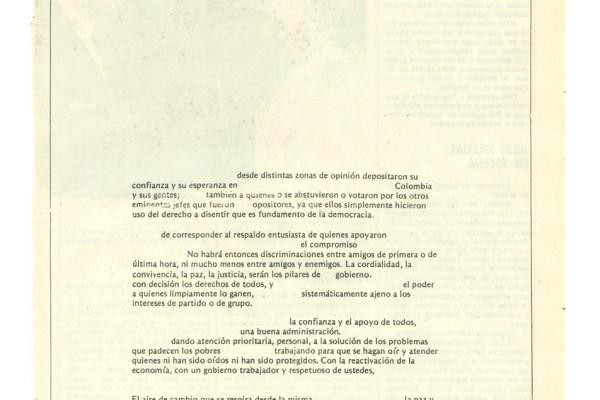 La Promesa/Versiones sobre Anuncio/Original Multiple/28.5x22cm/2013